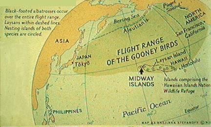 Maps Midway Island