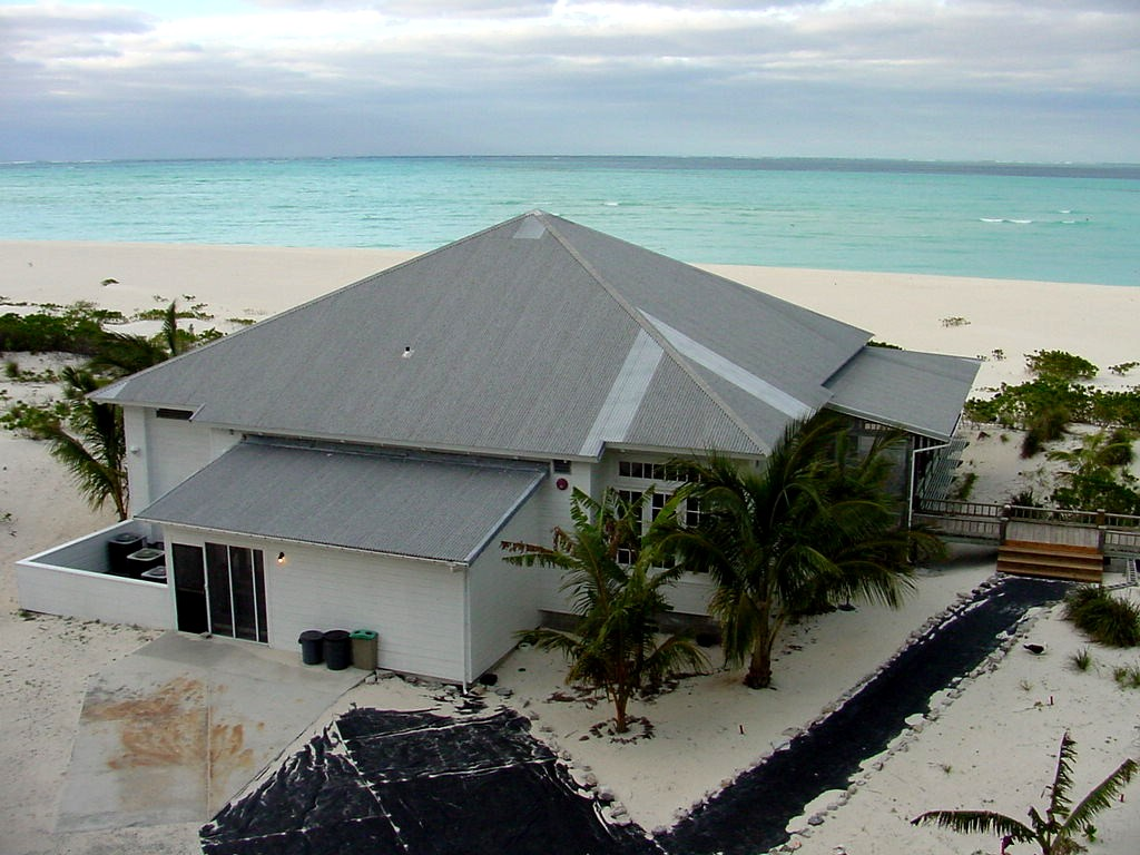 Clipper House Midway Island