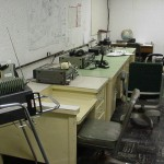Midway Radio Room